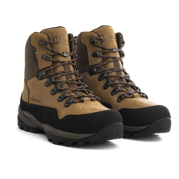 Harkila Pro Hunter Ledge GTX Boots 7in - Ochre