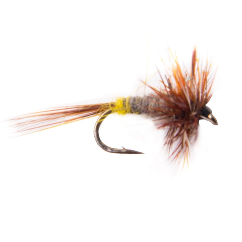 Adams Female Winged Dry Flies
