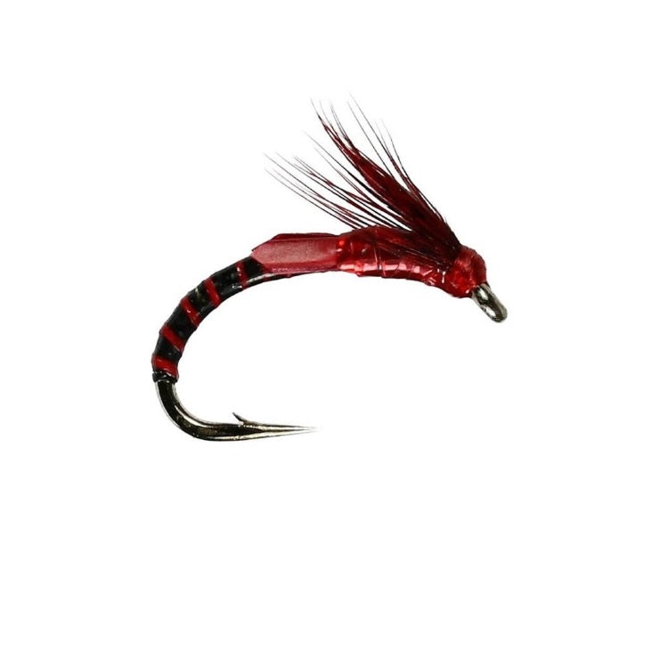 S-Film Claret Emerger Buzzer Flies