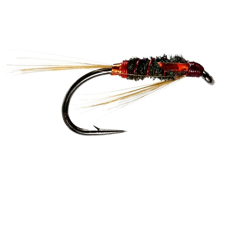 DIAWL BACH ORANGE FLIES
