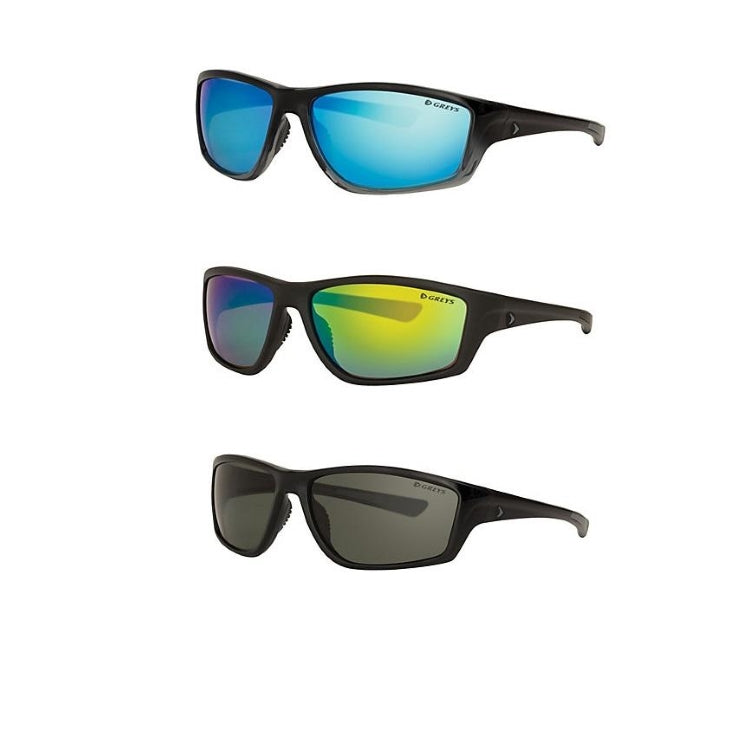Greys G3 Sonnenbrille Gloss Black//Green//Grey