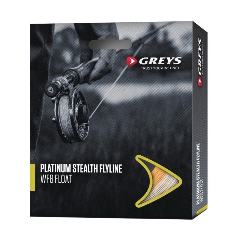 Greys Platinum Stealth Fly Lines