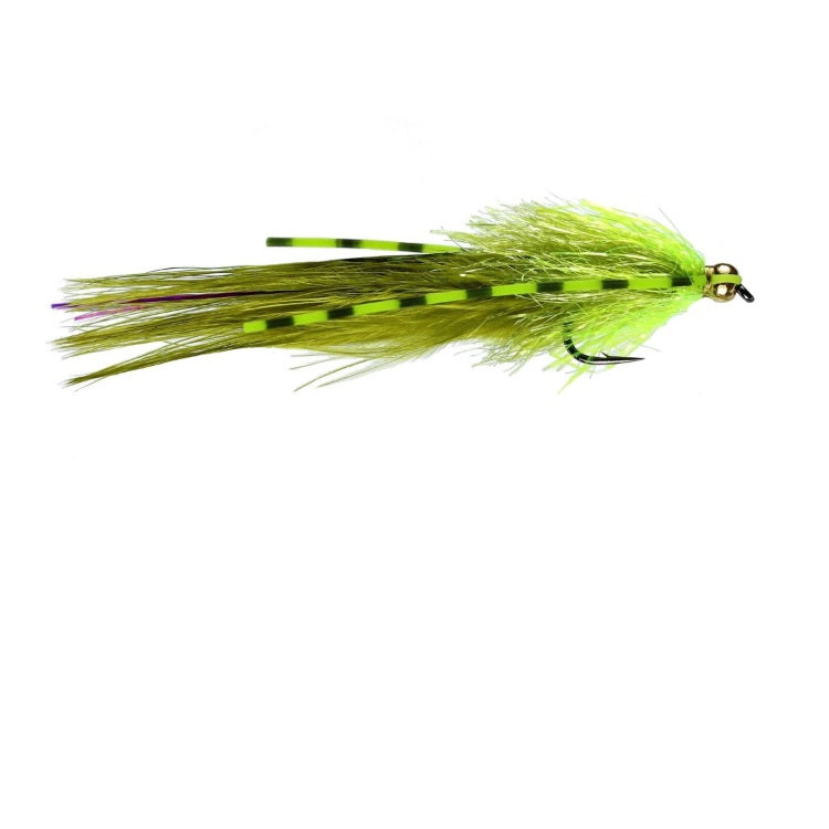 Flexi Olive Damsel Flies