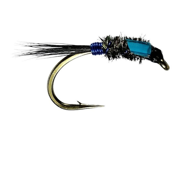 DIAWL BACH BLUE FLIES