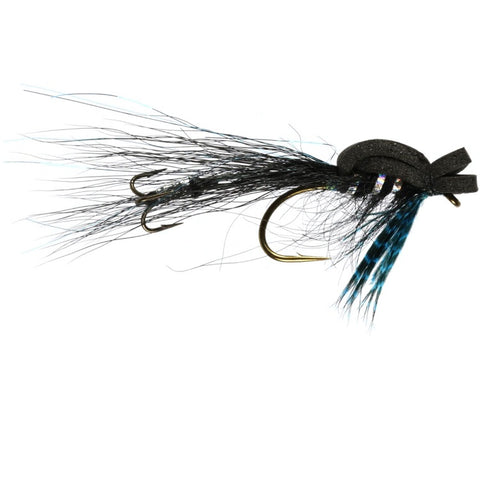 BLUE GURGLER FLIES
