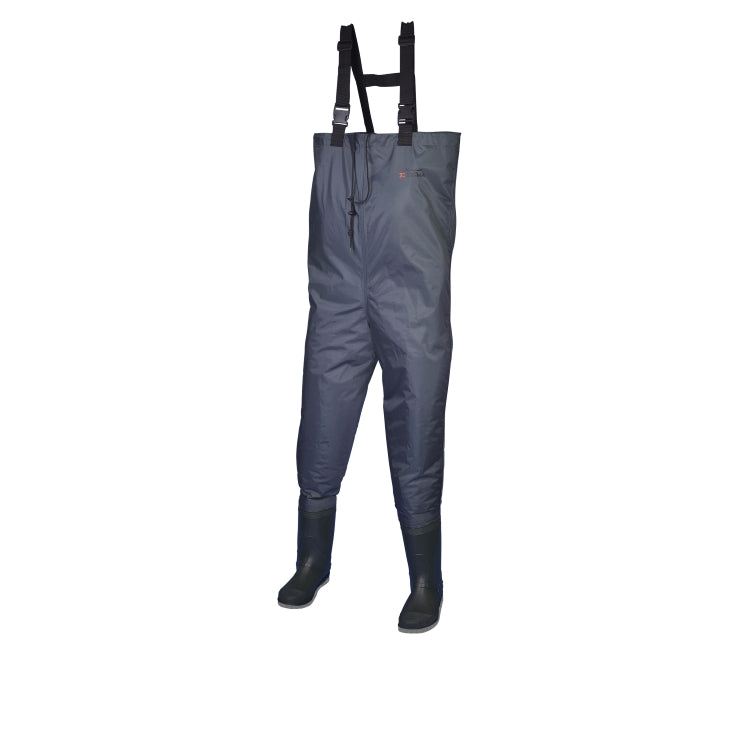 Shakespeare Sigma Nylon Chest Waders - Cleated Sole