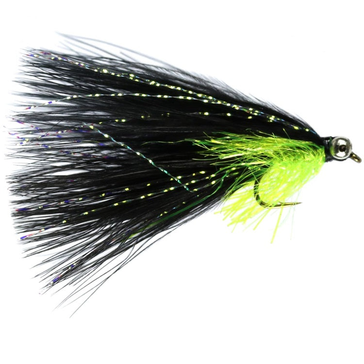 CAT'S WHISKER BLACK FRITZ LURE FLIES