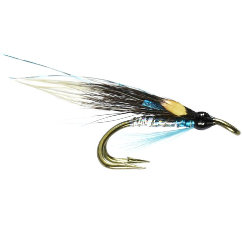 Squirrel Blue Wee Double Flies