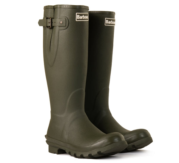 Barbour Men's Amble Neoprene Lined Wellington Boots