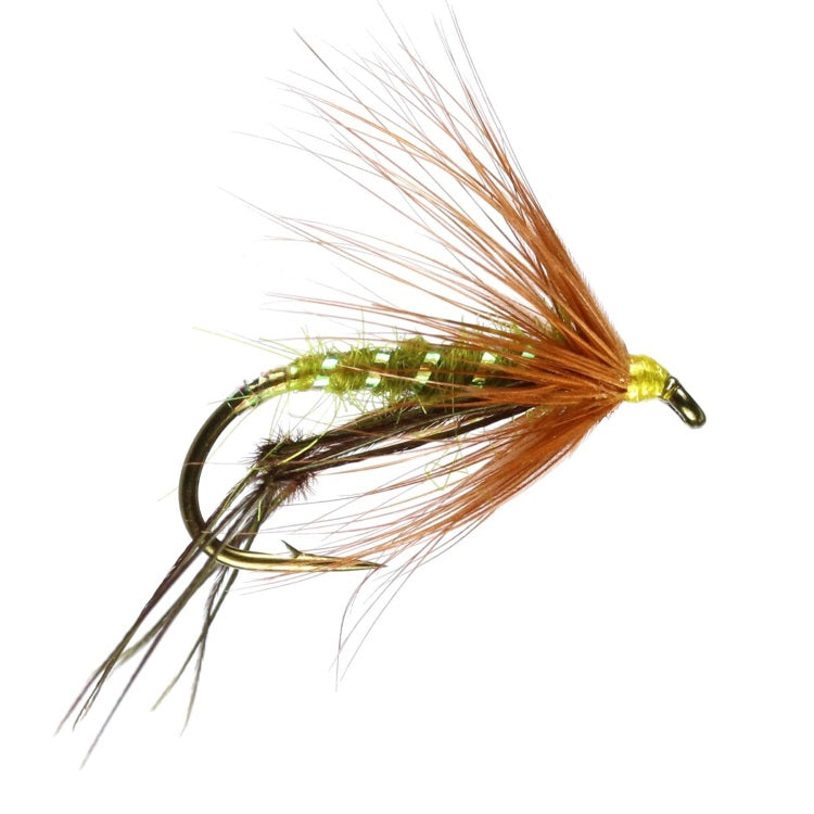HOPPER OLIVE FLIES