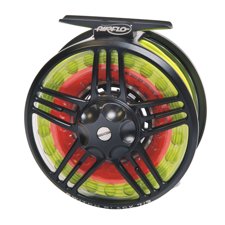 Airflo Switch Black Cassette Fly Reels