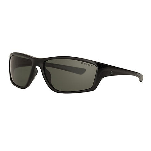 Greys G3 Sunglasses - Gloss Black Frame Green/Grey Lens