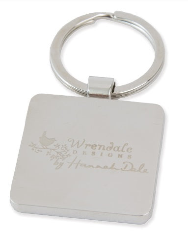 Wrendale Designs Keyring