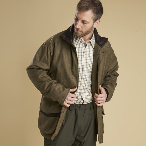 Barbour Moorhen Tweed Jacket