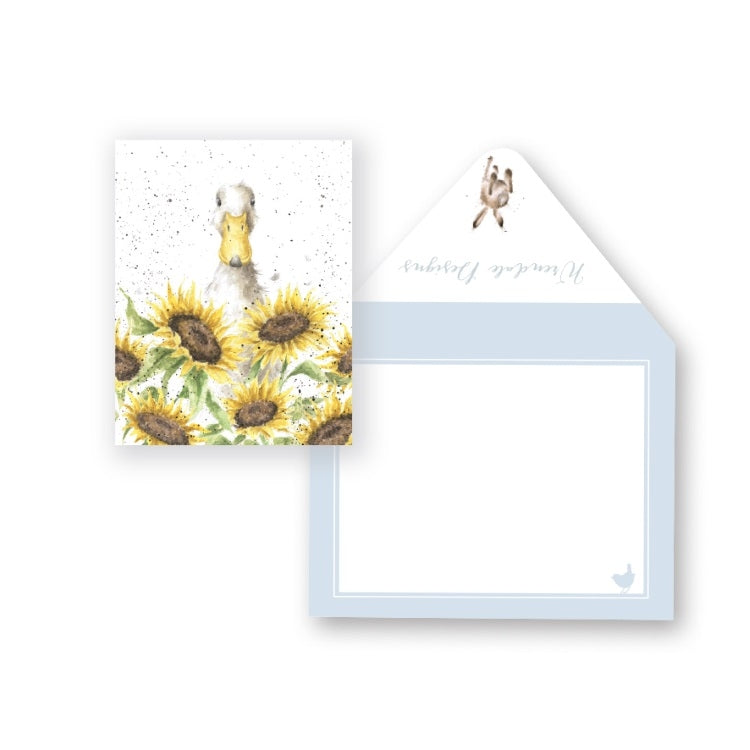 Wrendale Designs Sunshine Miniature Card