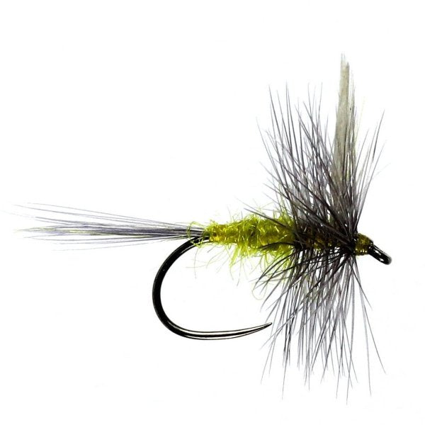 Blue Winged Olive Dry Flies