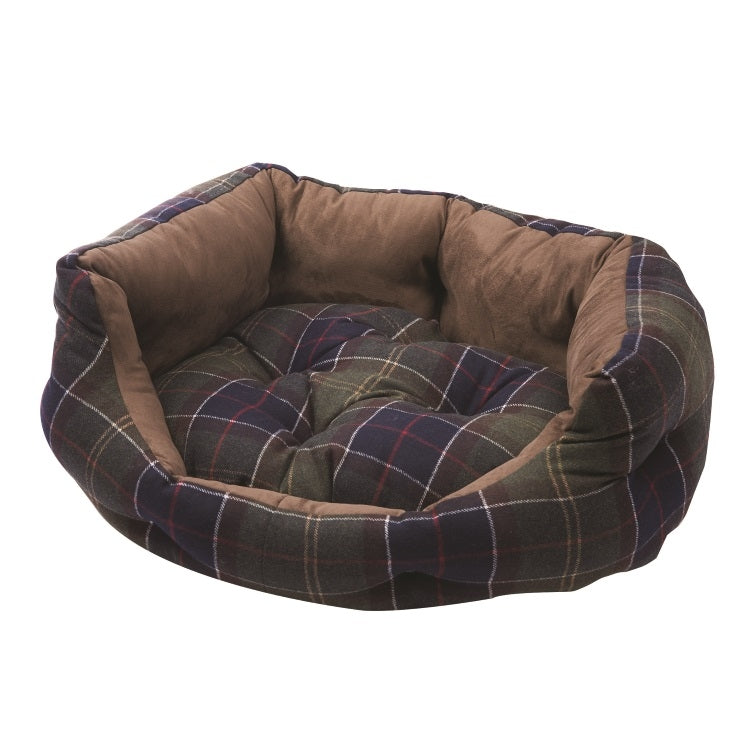 Barbour Luxury Dog Bed 30in