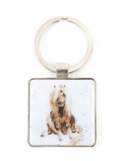 Wrendale Designs Gloria Keyring