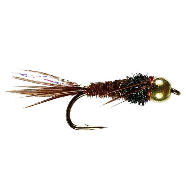 Goldbead Pheasant Tail Nymph Flies