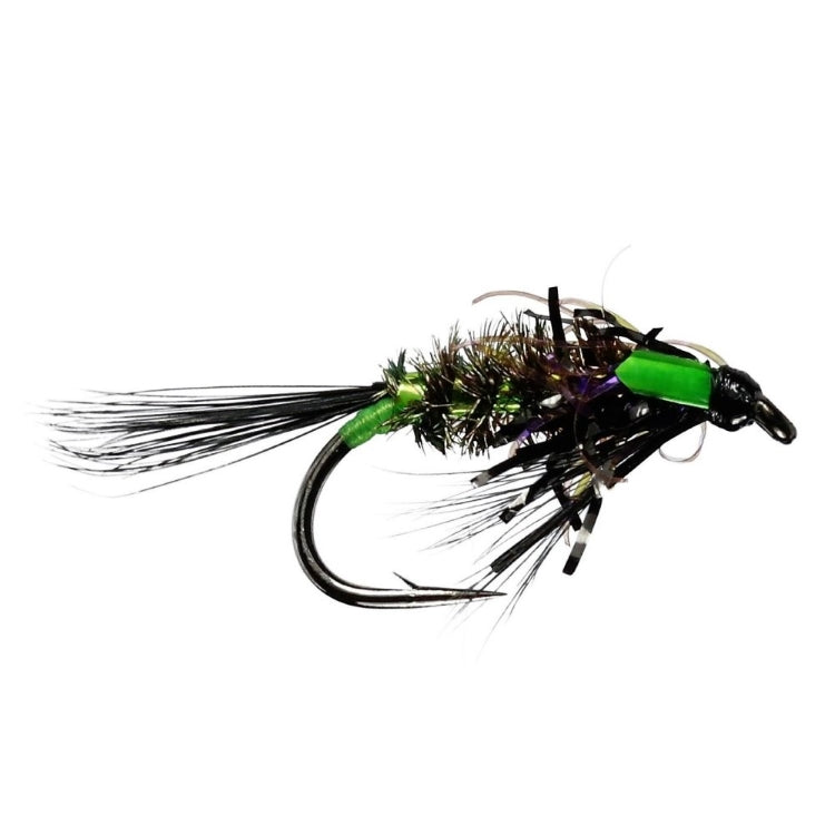 Green UV Diawl Bach Flies