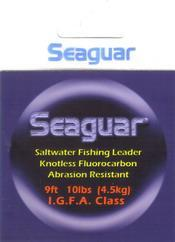 Seaguar Fluorocarbon Leaders