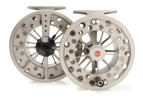 Lamson Guru HD Reels and Spools