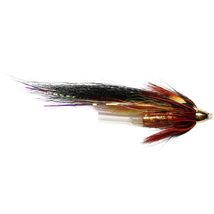 Willie Gunn Plastic Tube Conehead Flies