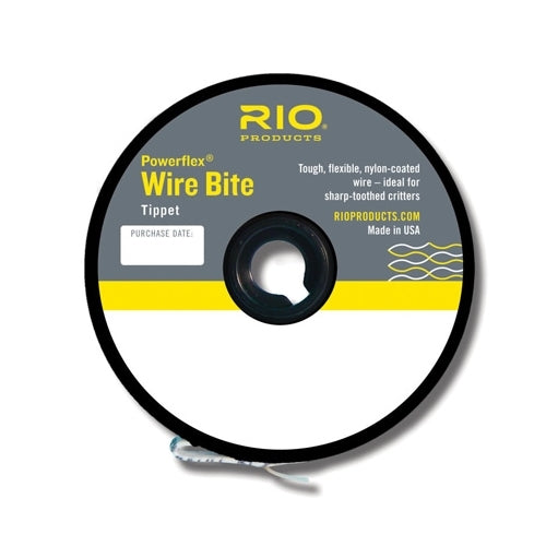 Rio Poweflex WireBite Tippet