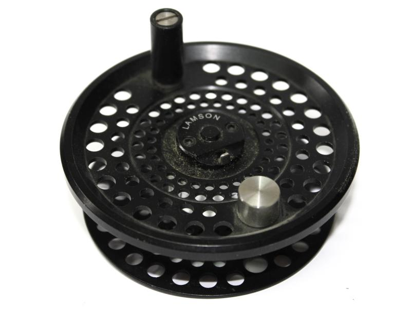 USED Sage Lamson LP-2 Black Spare Spool (492)
