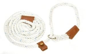 John Norris Deluxe Field Trial Dog Slip Lead