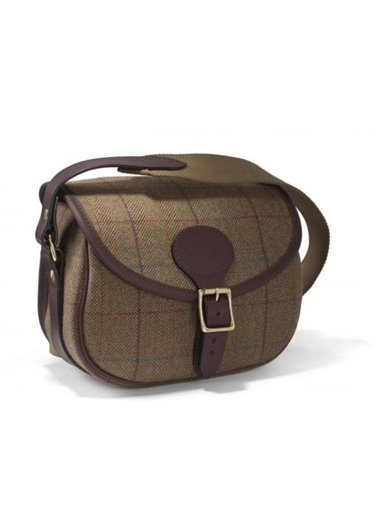 Croots Helmsley Cartridge Bag - Burgundy