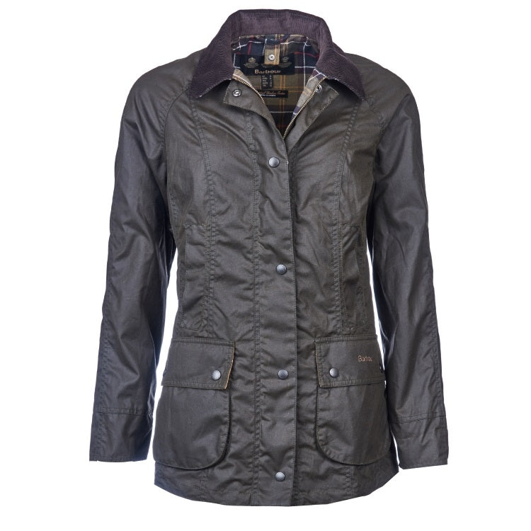 Barbour Ladies Classic Beadnell Wax Jacket
