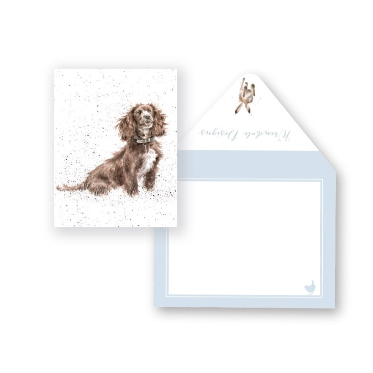 Wrendale Designs Obedience Miniature Card