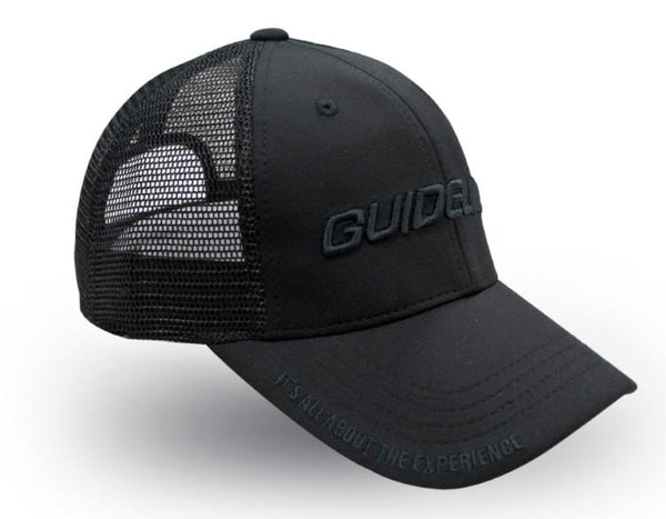 Guideline Trucker Cap - Black