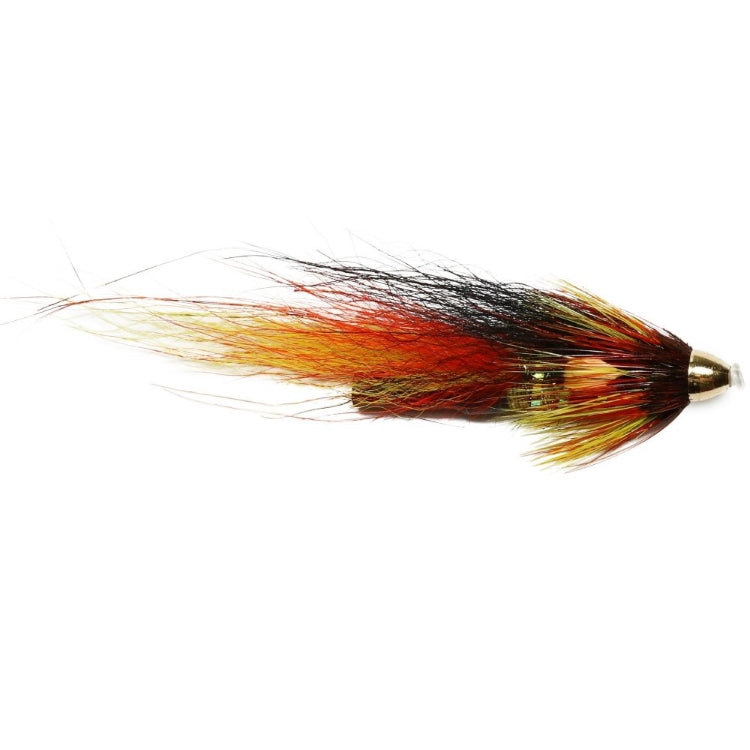 Park Shrimp Plastic Tube Conehead Flies