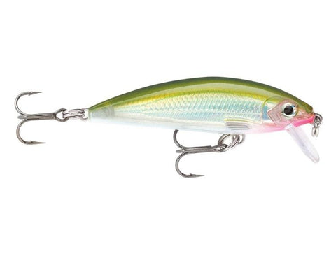 Rapala X-Rap Countdown Sinking Lure - Olive Green