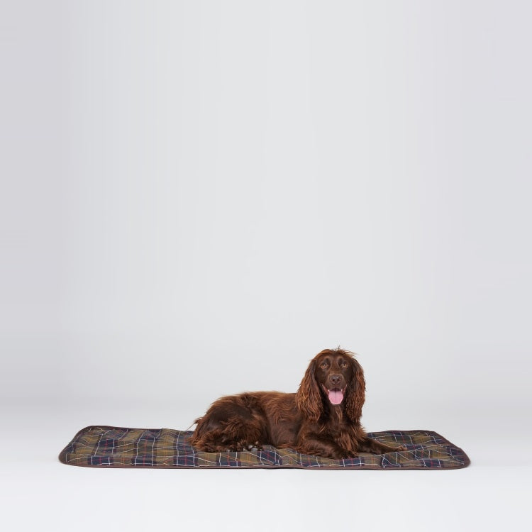 Barbour Dog Blanket - Classic/Brown - Medium