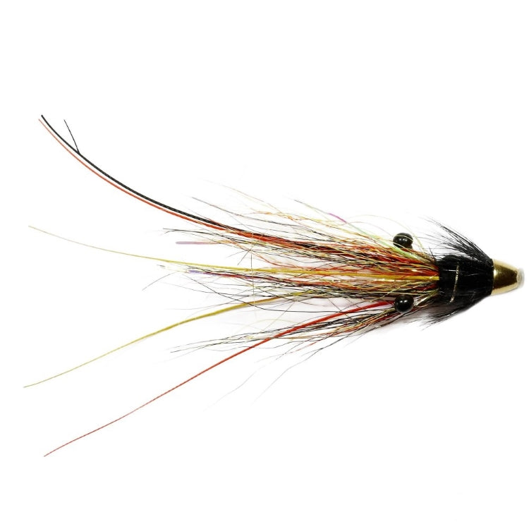 Mini Pump House Feeler Shrimp Conehead Flies