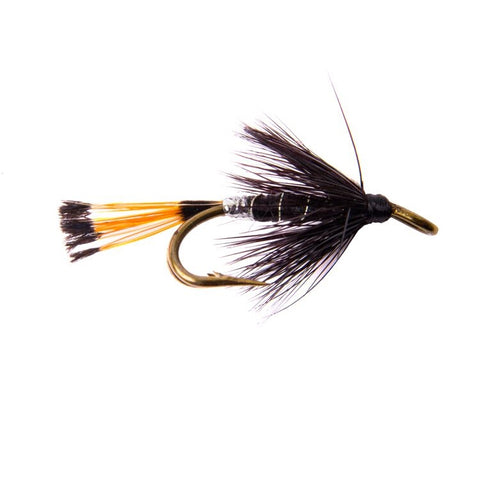Black Pennell Wee Double Flies