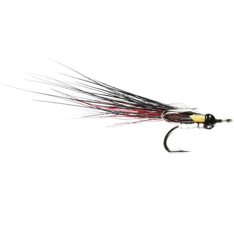 Collie Dog Micro Treble Flies