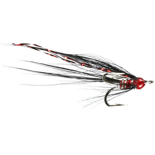 Black Brahan Micro Treble Flies