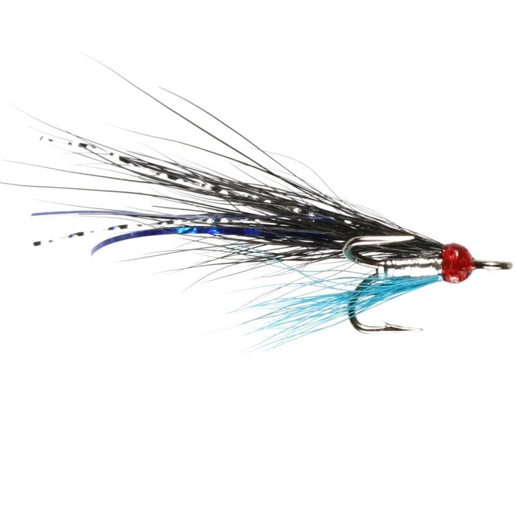 Silver Elver Micro Treble Flies