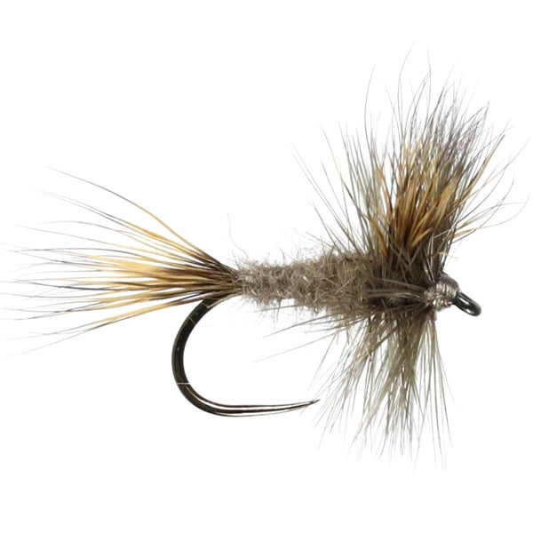 Grey Wulff Winged Dry Flies