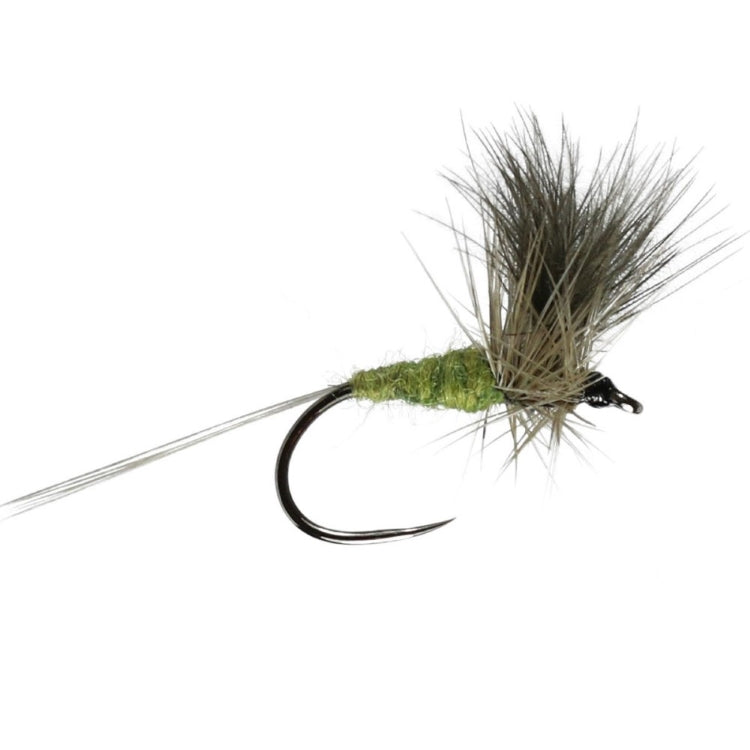 Blue Winged Olive CDC Dry Flies