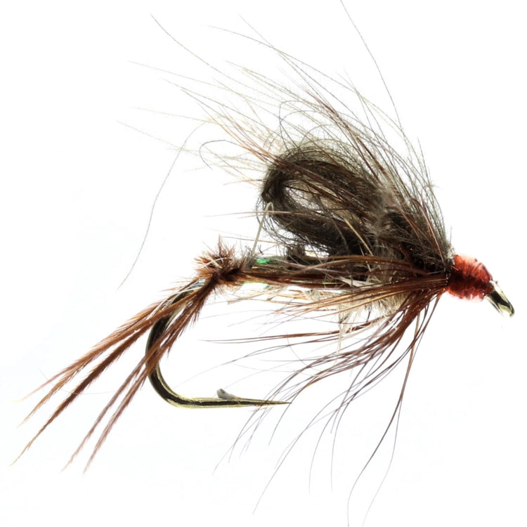 CDC Hares Ear Hopper Flies