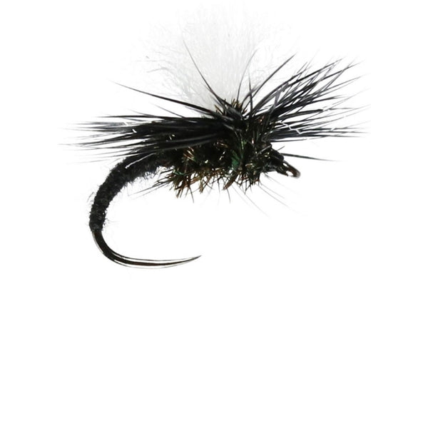 Black Midge Klinkhammer Flies