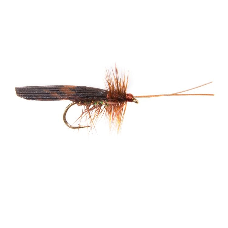 Green Peter Murrough Sedge Dry Flies