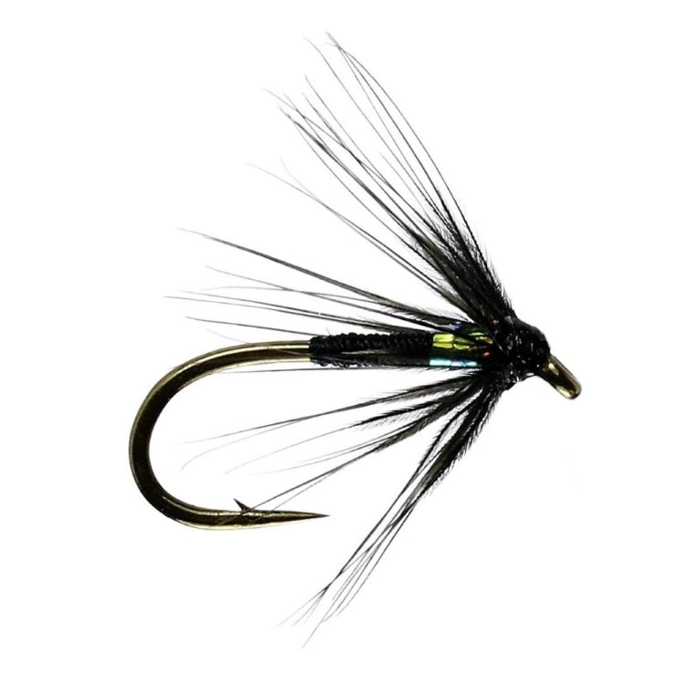 Pearl Spot Spider Wet Flies