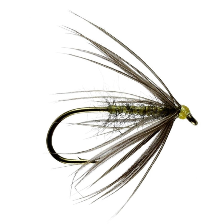 Waterhen Bloa Spider Wet Flies