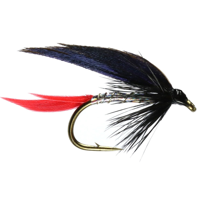 Silver Butcher Winged Wet Flies
